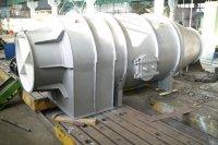ООО ПК «НТМЗ» завершил изготовление и отгрузил ОАО «НТМК» аксиальный циклон с опорной конструкцией.